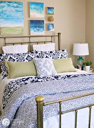 Decorating Guest Bedroom - guest bedroom ideas on a budget today u0027s creative life
