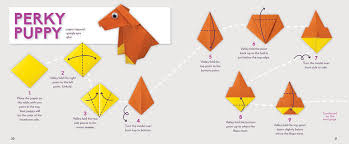 Origami Pets - origami pets easy paper folding projects abdo
