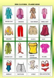 56 best clothes images on pinterest clothes worksheet