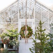 festive holiday decor from terrain remodelista