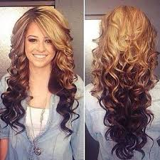 16 Best Ombré Light To Dark Images On Pinterest Hair Color Hair