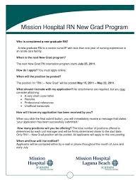 cover letter rn new grad new grad nurse cover letter example