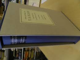 t s eliot first edition signed abebooks