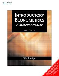 introductory econometrics a modern approach w cd 4th edition