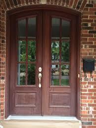 Refinish Exterior Door Front Door Rejuvenating In Glendale Kennedy Painting