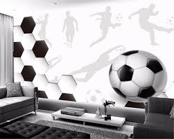 Football Wall Murals by Large Soccer Wall Murals Promotion Shop For Promotional Large