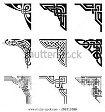 celtic border stock images royalty free images vectors