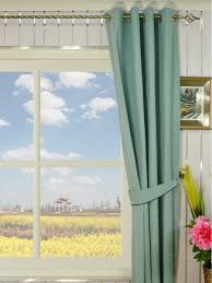 moonbay plain grommet cotton curtains online custom made grommet