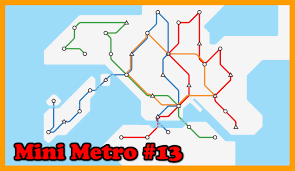 Hong Kong Metro Map by Mini Metro Let U0027s Play 13 Hong Kong Commuter China Rivers