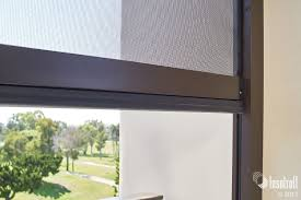 Roll Up Patio Screen by Oasis 2900 Patio Insect Shades
