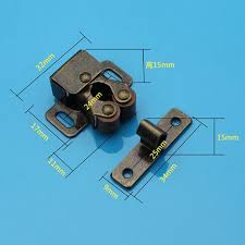 Kitchen Cabinet Door Latches Copper Color Closet Door Catch Kitchen Cabinet Pantry Door Stopper