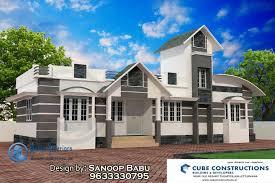 Kerala House Plans Single Floor Square Feet Single Floor Kerala Home Designs