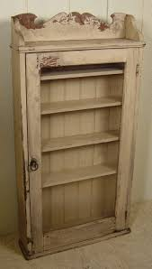 Shabby Chic Wall Cabinets by Storage U0026 Organization Appealing Shabby Chic White French Country