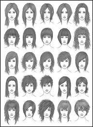 Cute Anime Hairstyles 59 Best Hair Styles Images On Pinterest Drawings Drawing Tips