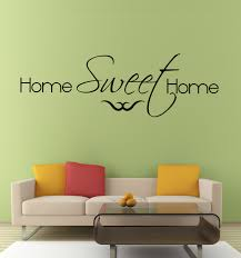home sweet home wall decal quotes home sweet home wall quote living room family room decal decals