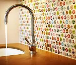 Top  Modern Kitchen Trends In Creative Backsplash Design - Backsplash materials