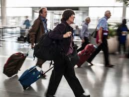 United Domestic Checked Bag Don U0027t Gate Check Your Bag Business Insider