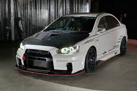 widebody evo new varis evo x widebody debut at sema 2017 page 2 evoxforums
