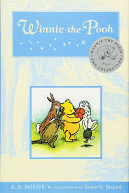 Winnie The Pooh Writing Paper Winnie The Pooh Deluxe Edition A A Milne Ernest H Shepard