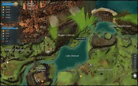 Gw2 World Map by Guild Wars 2 Life Guides Jumping Puzzles Maps