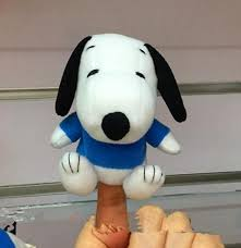 puppets for sale 2015 baby snoopy soft finger plush finger puppets hot