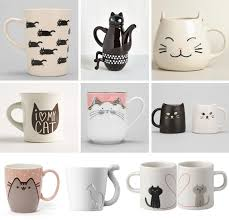 cat mugs for your cat lover or cat lady u2013 cool gifting