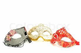 carnaval masks masquerade carnival mask stock photo colourbox