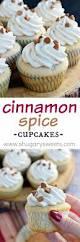 cinnamon spice cupcakes shugary sweets