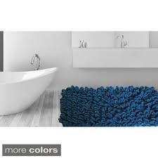 Microfiber Bathroom Rugs Micro Chenille Thick Loop 2 Bath Rugs 21 X 34 Free