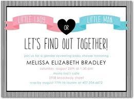 gender reveal invitation sample invitations online