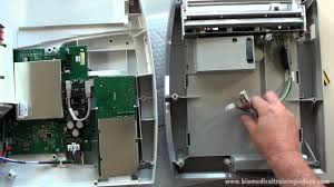 ge mac1600 ecg disassembly youtube