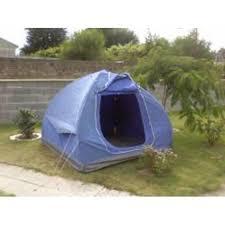 tente 4 places 2 chambres véritable tente igloo gonflable becker 4 places achat et vente