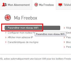 changement adresse si e social freebox comment changer le mot de passe du wi fi sur la