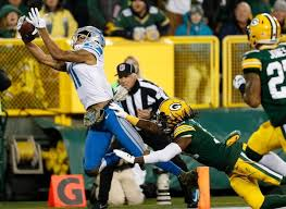 detroit lions roll past the green bay packers recap score stats
