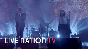 The National by The National Ft Lauren Mayberry Perform