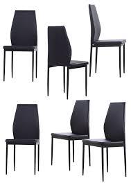 Esszimmerstuhl Jeff 6 Schwarze Esszimmerstühle Möbelideen