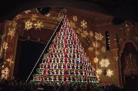 singing christmas tree america s tallest singing christmas tree ready for sold out