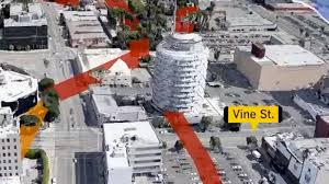 Los Angeles Valley College Map by Preliminary Quake Map Shows Fault Lines Under Schools Hotels