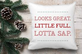 christmas vacation movie throw pillow cover national lampoon