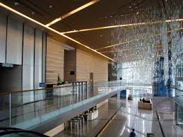 grand office lobby international commerce centre wikipedia the