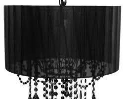 Black Chandelier Lamps Lamps Black Chandelier Lamp Shade Awesome Large Black Lamp