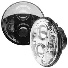7 h6024 led projector headlights led headlights