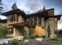 Modern House Roof Design Plan 80826pm Master Suite With Wrap Around Deck Modern House