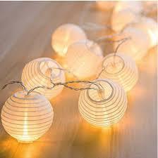 Lantern Bedroom Lights 10 Feet 15 Led Lantern String Lights