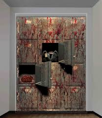halloween decorations morgue wall decorationa realistic looking