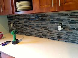 lowes kitchen tile backsplash modern kitchen decoration with lowes mosaic tile backsplash black