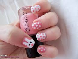 15 the cutest easter nail art be modish