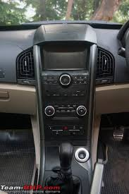 Xuv 500 Interior 2015 Mahindra Xuv500 Facelift Official Review Team Bhp