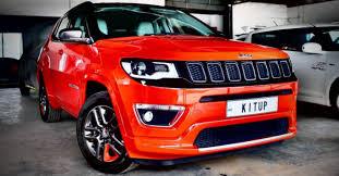 modified jeep 2017 5 modified jeep compass suvs