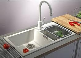 quartz kitchen sinks pros and cons quartz sinks artificial stone kitchen sink granite basin white pearl